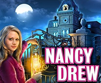 Best computer games for kids-nancy drew