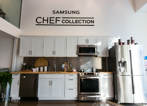 Samsung Chef Collection is the Kitchen of your Dreams