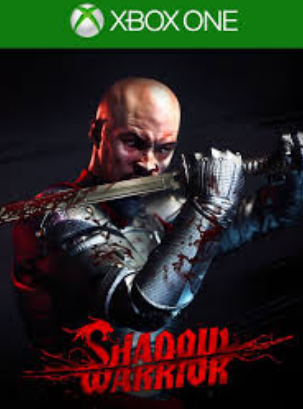Games with Gold Shadow warrior