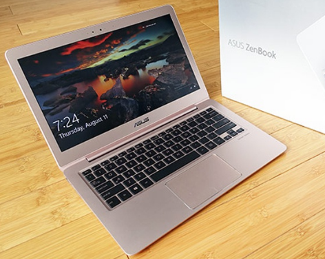 ASUS UX 330-Best Student Laptops 2018